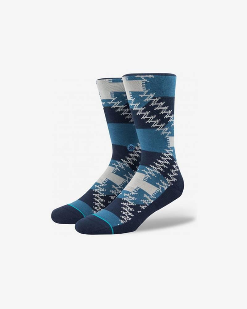Stance Mustang Ponožky Modrá