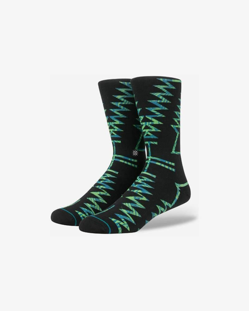 Stance The Ancients Ponožky Černá Zelená