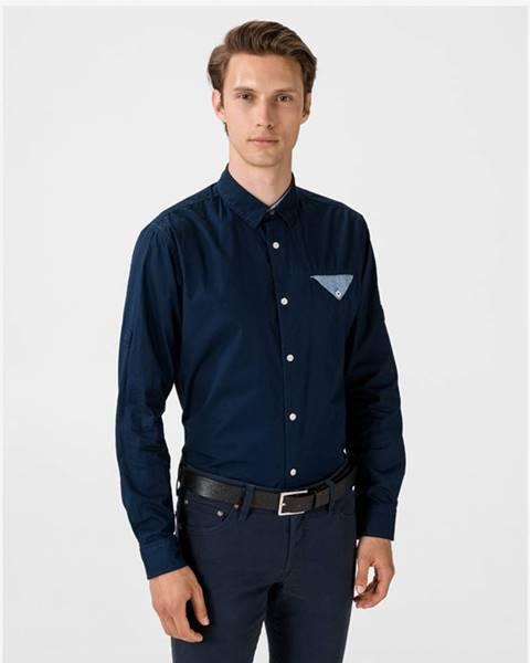 Modrá košile jack & jones