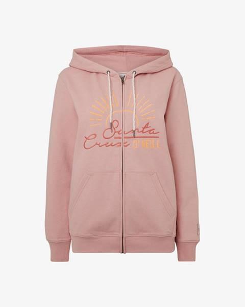 Růžový svetr o'neill
