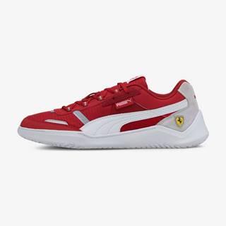 Ferrari Race DC Future Tenisky Červená Bílá