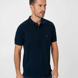 Oxford Polo triko Modrá