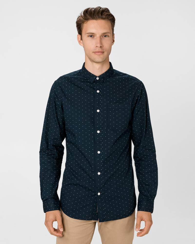 jack & jones Windsor Košile Modrá