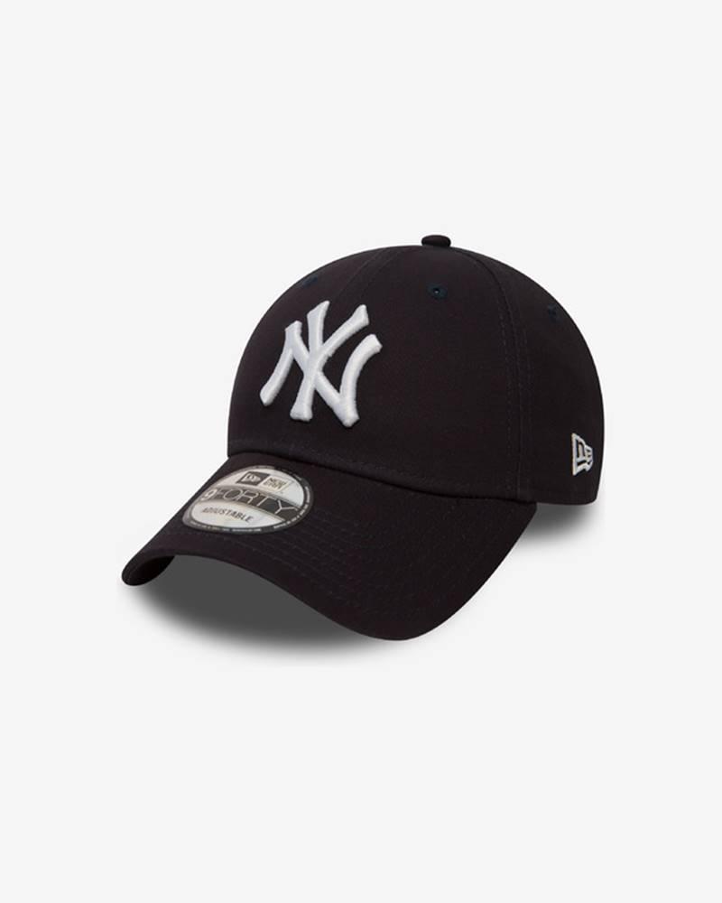 new era New York Yankees Essential Kšiltovka Modrá