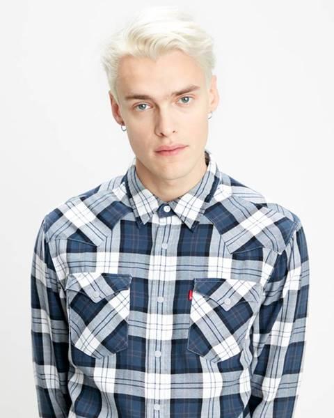 Modrá košile levi's®