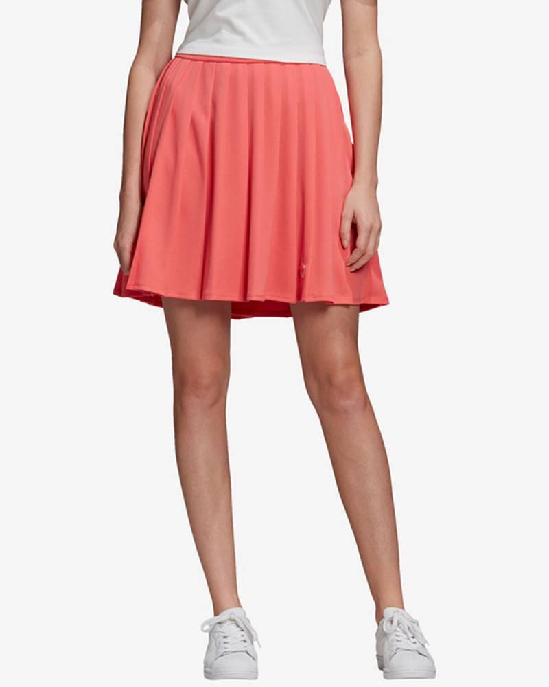 adidas originals Sukně Růžová Oranžová