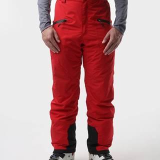 Olio Kalhoty Červená