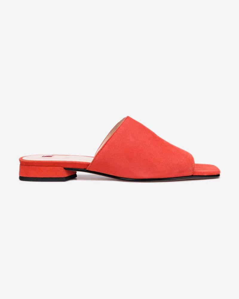 högl Pantofle Červená