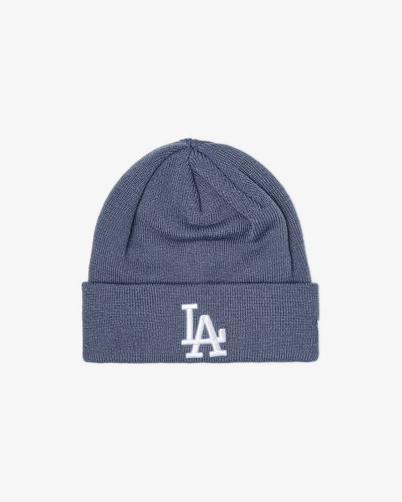 new era Los Angeles Dodgers Čepice Modrá Šedá