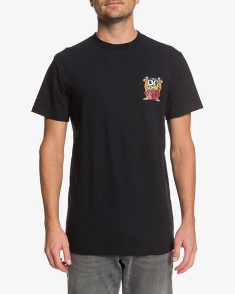 Černé tričko DC