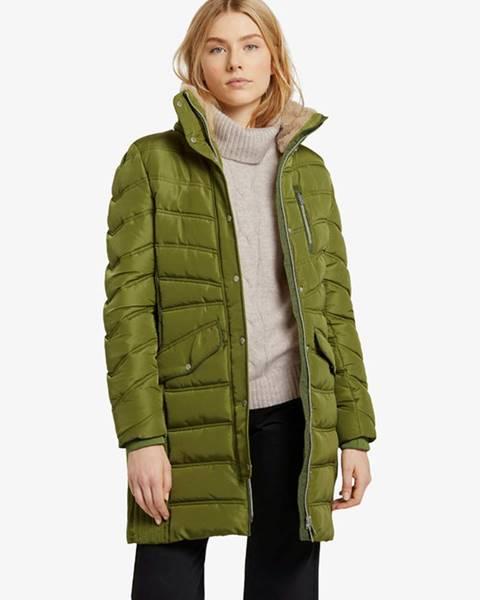 Zelená bunda tom tailor