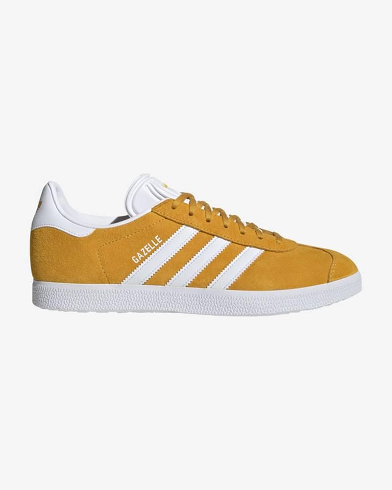 adidas originals Gazelle Tenisky Žlutá