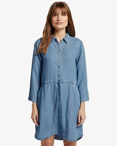 Modrá sukně tom tailor denim