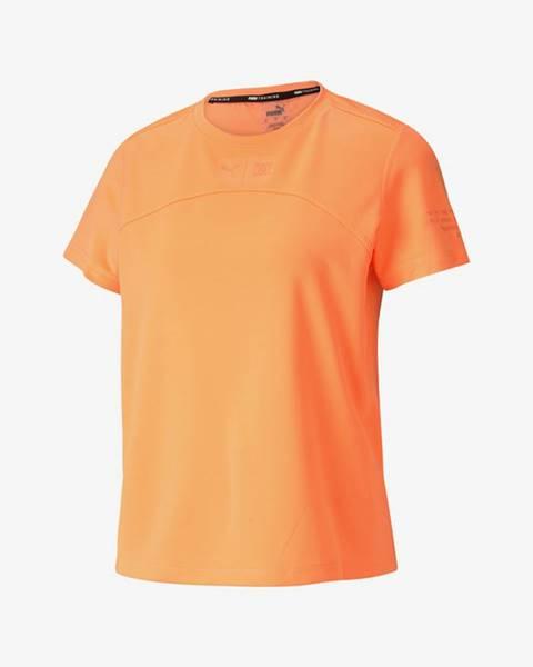 Oranžový top puma