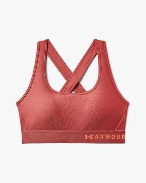 Červené spodní prádlo under armour