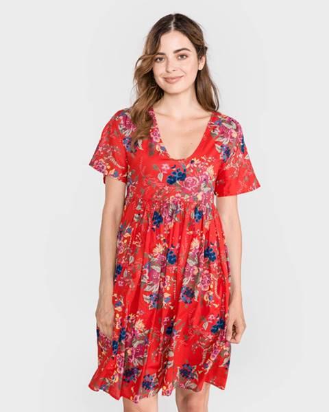 Červená sukně TWINSET