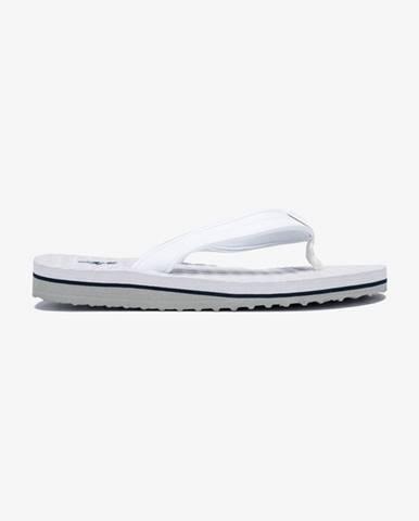 Bílé pantofle U.S. Polo Assn