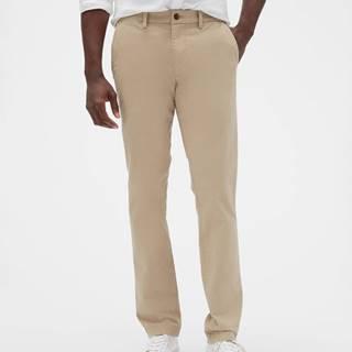 Kalhoty Béžová
