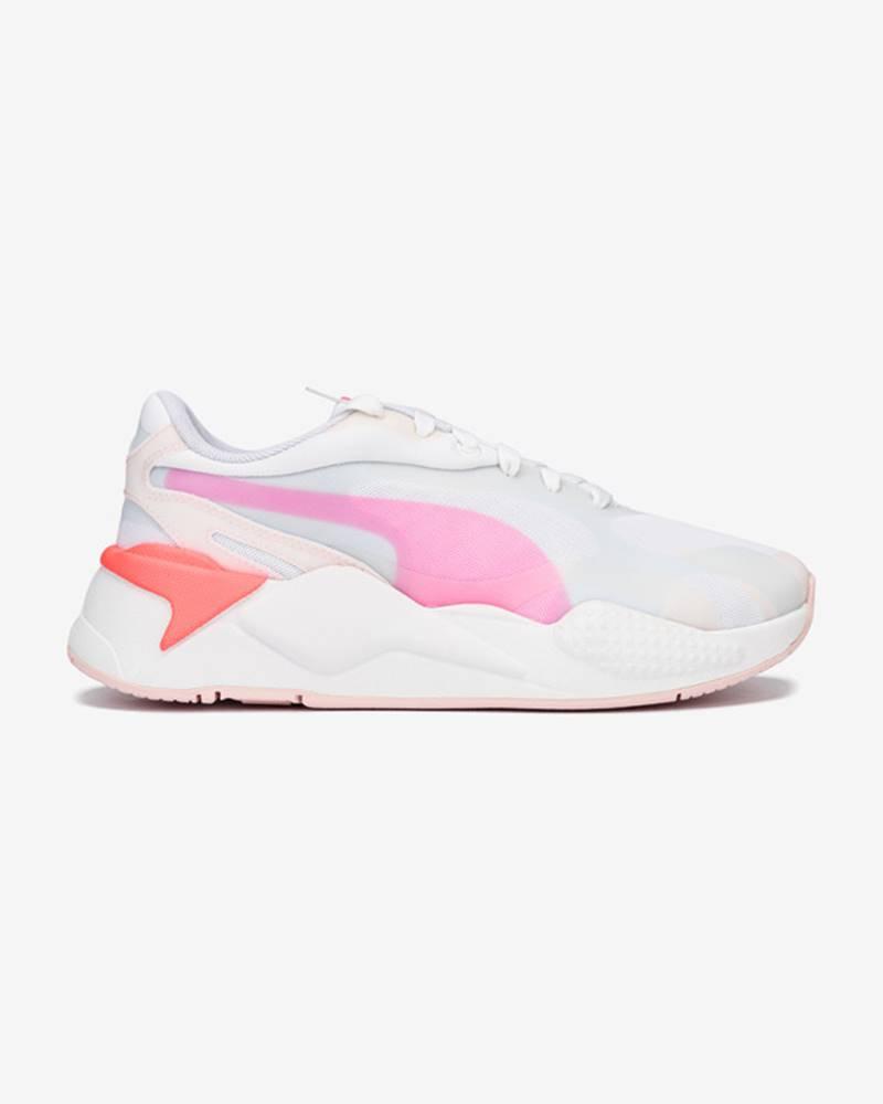 puma Rs-X³ Plas_Tech Tenisky Růžová Bílá
