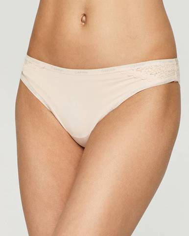 Růžové spodní prádlo calvin klein underwear