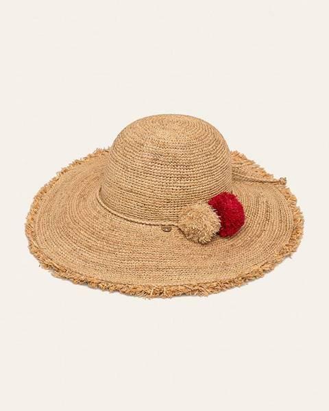 Béžová čepice Liu Jo