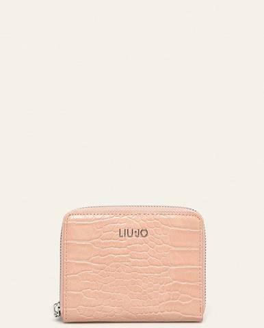 Růžová peněženka Liu Jo