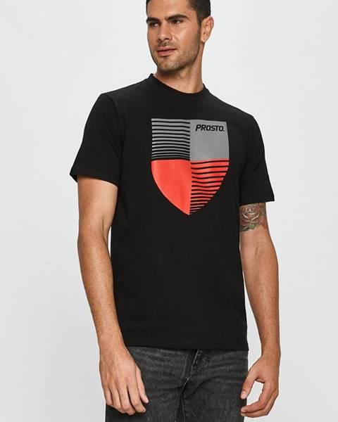 Černé tričko Prosto