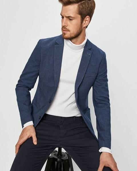 Modré sako tom tailor