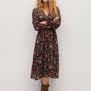 Mango - Šaty WINTER