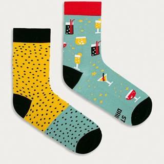 Medicine - Ponožky Drink (2-PACK)