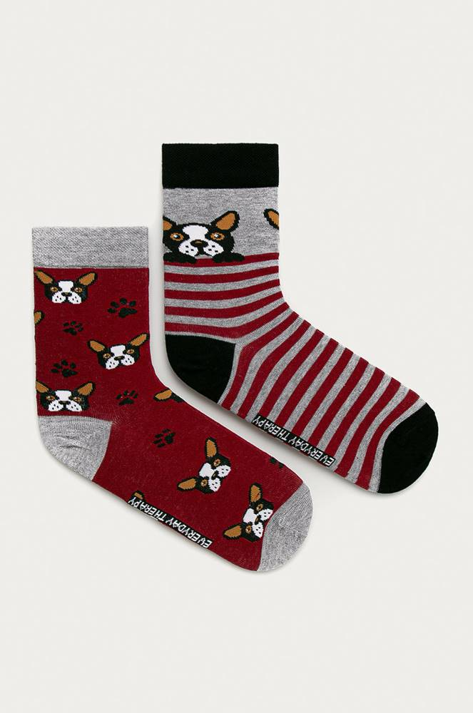 MEDICINE Medicine - Ponožky Animals (2-PACK)