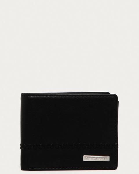Černá peněženka quiksilver