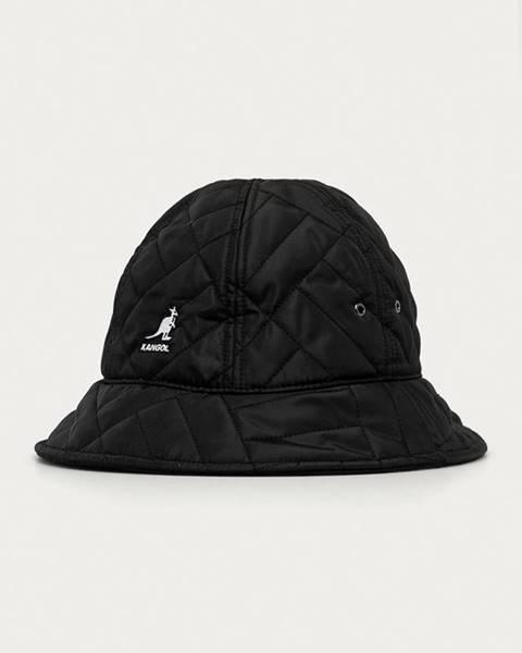Černá čepice Kangol