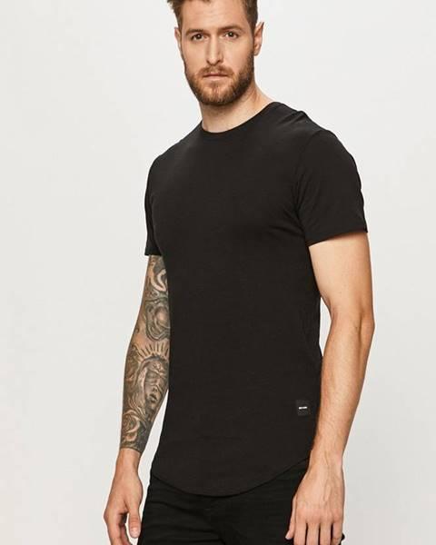 Černé tričko only & sons