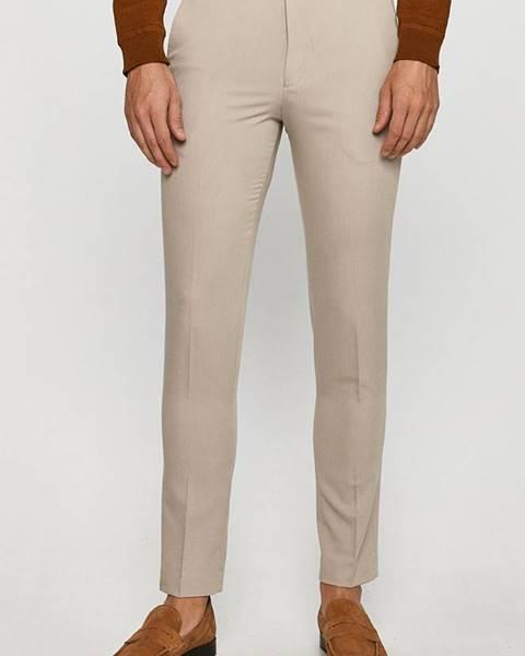 Šedé kalhoty Premium by Jack&Jones