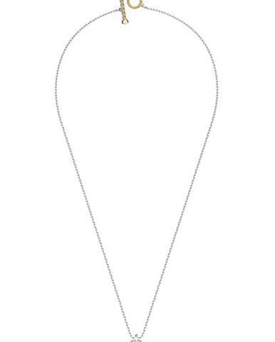 Vícebarevný náhrdelník Swarovski