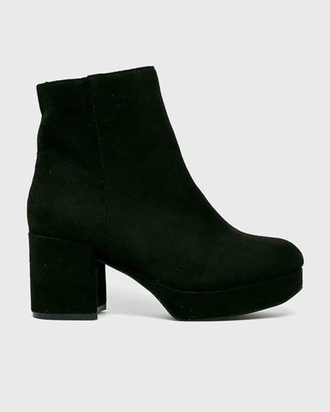 Černé boty MEDICINE