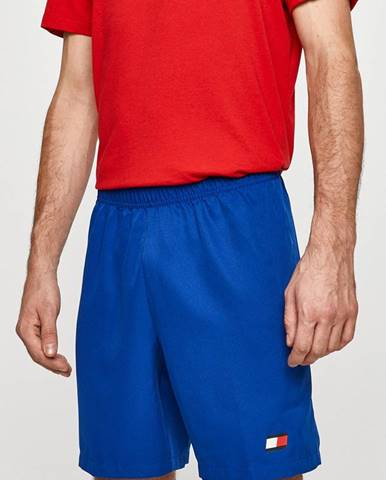 Modré kraťasy Tommy Sport