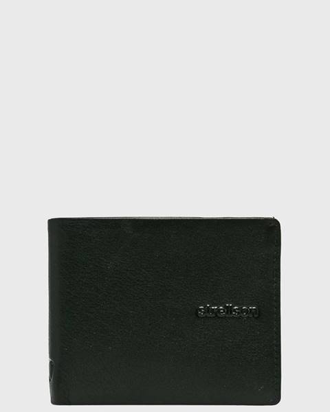 Černá peněženka Strellson