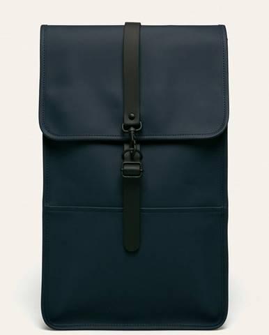 Modrý batoh Rains