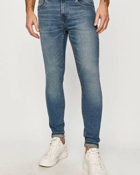 Modré kalhoty only & sons
