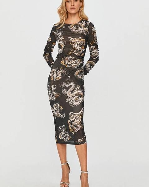 Černé šaty Patrizia Pepe