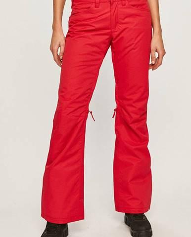 Růžové kalhoty roxy
