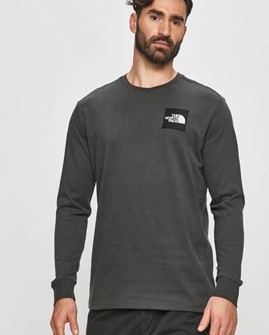 Šedé tričko The North Face