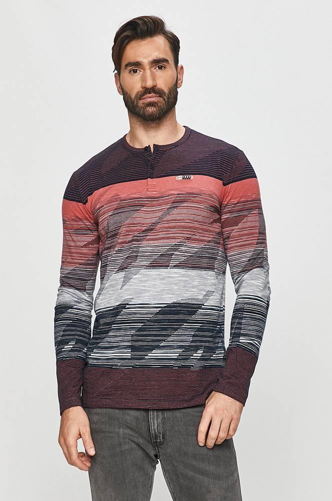 desigual Desigual - Tričko s dlouhým rukávem