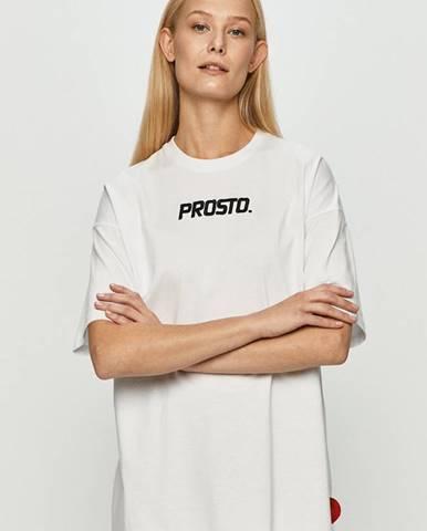 Bílý top Prosto