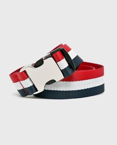 Vícebarevný pásek Tommy Jeans