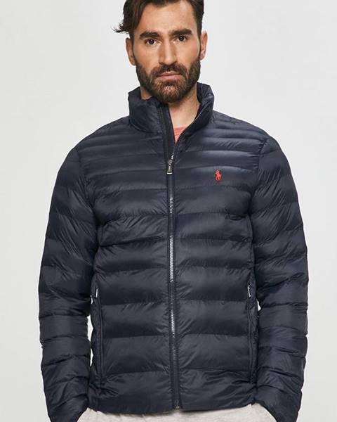 Modrá bunda Polo Ralph Lauren