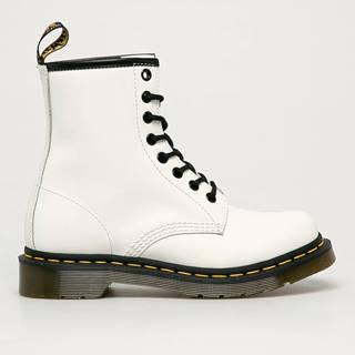 Dr. Martens - Kožené kotníkové boty 1460 W