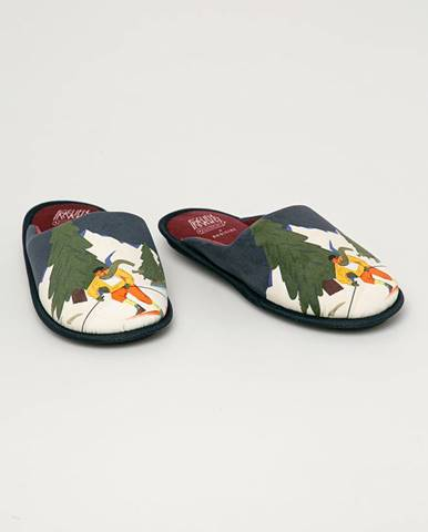 Modré pantofle MEDICINE
